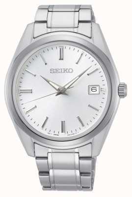 Seiko | conceptuele heren quartz | roestvrij stalen armband | SUR307P1