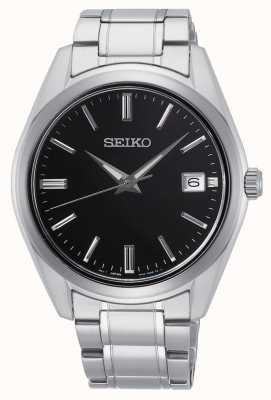 Seiko | conceptuele heren quartz | roestvrij stalen armband | SUR311P1