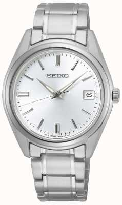 Seiko | conceptuele heren quartz | roestvrij stalen armband | SUR315P1