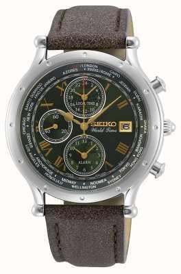 Seiko Conceptuele heren quartz chronograaf SPL057P1