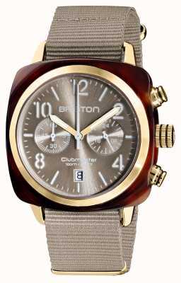 Briston Clubmaster klassieker chronograaf | 19140.PYA.T.30.NT