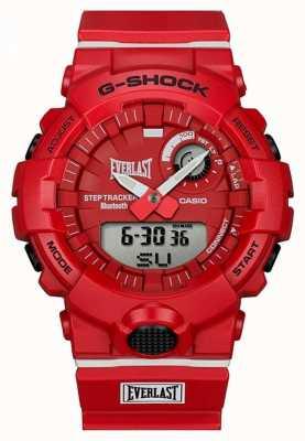 Casio G-shock | eeuwig | bluetooth | rood GBA-800EL-4AER