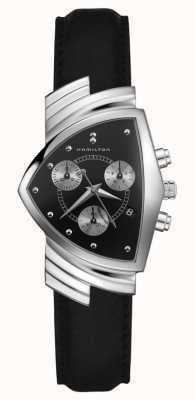 Hamilton Heren | ventura | chrono | kwarts H24412732