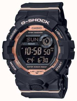 Casio G-shock | g-ploeg | zwarte rubberen band | Bluetooth GMD-B800-1ER