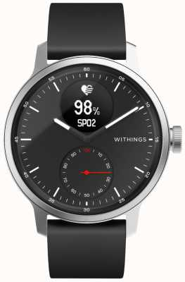 Withings Scanwatch 42 mm - zwart HWA09-MODEL 4-ALL-INT