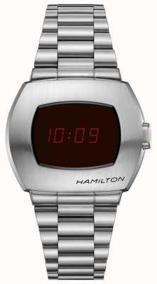 Hamilton Psr | roestvrij stalen armband H52414130