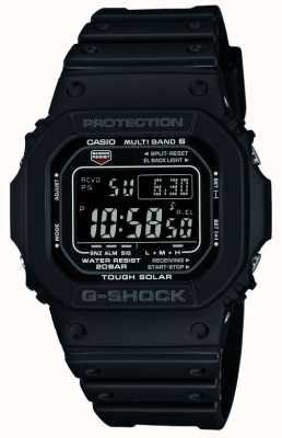 Casio Waveceptor stoer solar radiogestuurd horloge GW-M5610-1BER