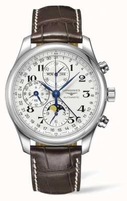 Longines   master collectie 42mm   heren   Zwitserse automaat   L27734783