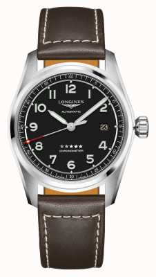 Longines Geest | heren | Zwitserse automaat L38104530
