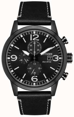 Citizen Heren sport chronograaf zwart ip CA0617-29E