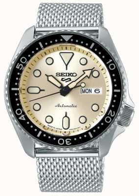 Seiko Automatisch | heren | sporten | mesh armband | room SRPE75K1