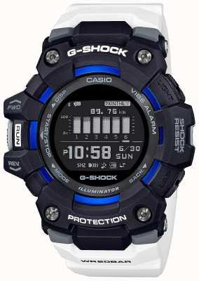 Casio G-schok | g-ploeg | steptracker | bluetooth | wit GBD-100-1A7ER