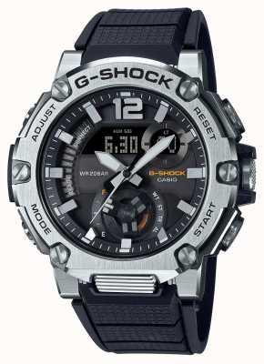 Casio g-shock | g-staal | koolstof kernbescherming | bluetooth | zonne | GST-B300S-1AER