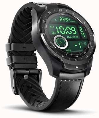 TicWatch Pro 2020 schaduw zwarte smartwatch 139863-WF12106