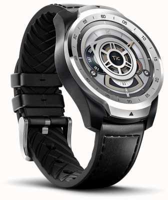 TicWatch Pro 2020 zilveren smartwatch van vloeibaar metaal 139864-WF12106