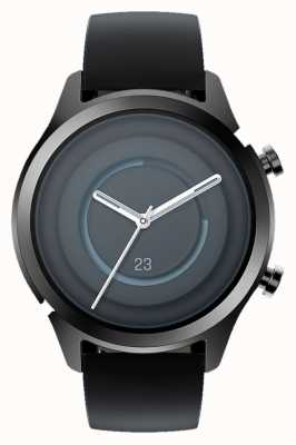 TicWatch C2 + smartwatch onyx zwart 139865-WG12036