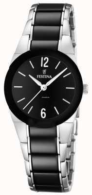Festina Dames armband van kwarts keramiek F16534/2