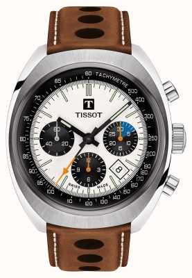 Tissot Heren tissot bruin automatisch erfgoed 1973 T1244271603101