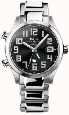 Ball Watch Company Ingenieur II | timetrekker | beperkte editie | chronometer | GM9020C-SC-BK