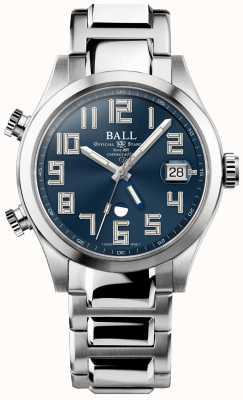Ball Watch Company Ingenieur II | timetrekker | beperkte editie | chronometer GM9020C-SC-BE