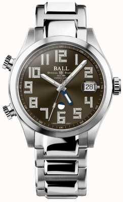 Ball Watch Company Ingenieur II | timetrekker | beperkte editie | chronometer GM9020C-SC-BR
