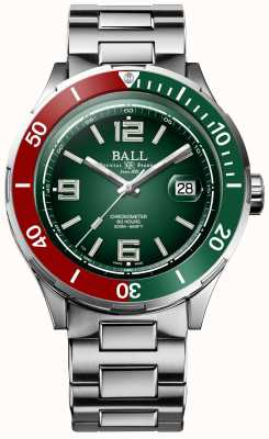 Ball Watch Company Roadmaster m | aartsengel | beperkte editie | chronometer DM3130B-S7CJ-BK