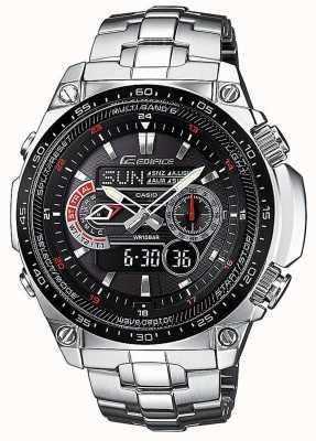 Casio Edifice wave ceptor radiogestuurde alarm chronograaf ECW-M300EDB-1AER
