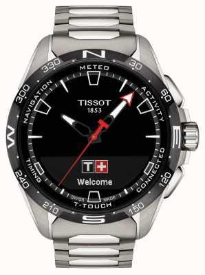 Tissot T-touch connect solar | titanium T1214204405100