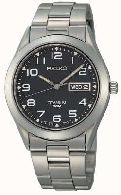 Seiko Gents titanium SGG711P9