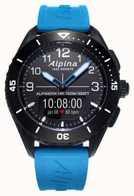 Alpina alpinerx levend | blauwe rubberen band | AL-284LBBW5AQ6