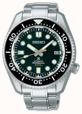 Seiko Prospex Divers '' Island Green 'Limited Edition SLA047J1