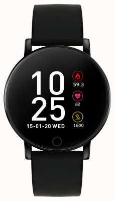 Reflex Active Serie 5 slim horloge | hr monitor | kleuren touchscreen | zwarte band RA05-2022