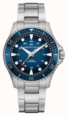 Hamilton Kaki marine scuba 43 mm automatisch H82505140