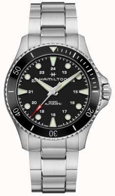 Hamilton Kaki marine automatisch duikhorloge H82515130
