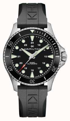 Hamilton Heren 300m kaki marine scuba 43mm H82515330