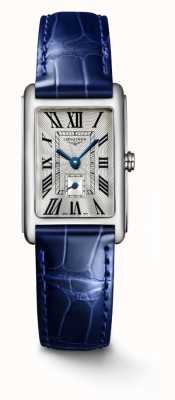 Longines Dolcevita dames quartz horloge leren band L52554717