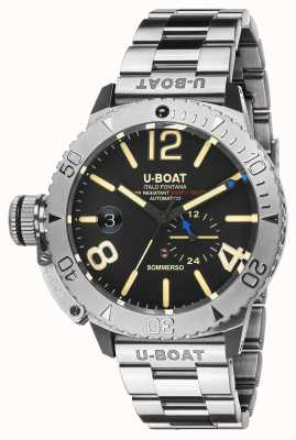U-Boat Sommerso roestvrijstalen armband 9007/A/MT