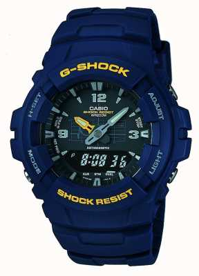 Casio G-shock chronograaf G-100-2BVMUR