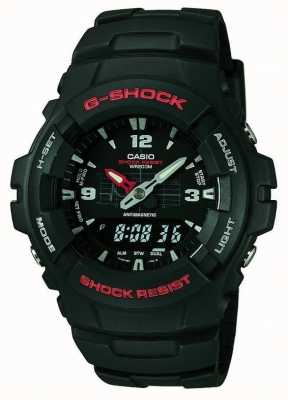 Casio G-shock chronograaf G-100-1BVMUR