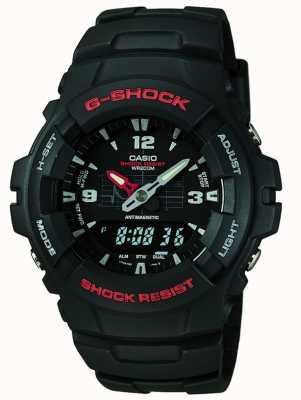 Casio G-shock chronograaf g-100-1bvmes G-100-1BVMUR