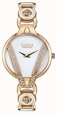 Versus Versace | Saint Germain Petite | kristallen set | gouden armband | VSP1J0221