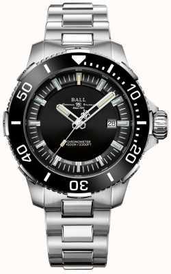 Ball Watch Company Deepquest keramisch horloge met zwarte wijzerplaat DM3002A-S3CJ-BK