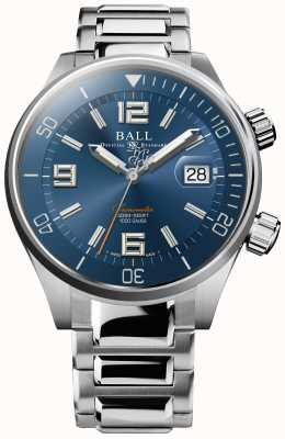 Ball Watch Company Diver chronometer blauwe sunray wijzerplaat DM2280A-S2C-BE