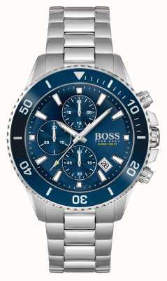 BOSS | admiraal athleisure | roestvrijstalen armband | 1513907