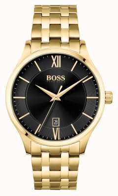 BOSS Elite bedrijf | gouden pvd band 1513897