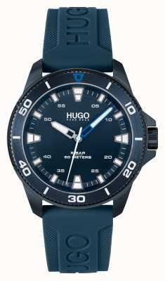 HUGO # streetdiver casual blauw blauw 1530223