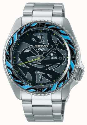 Seiko 5 sport guccimaze limited edition SRPG65K1