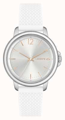 Lacoste Slice wit siliconen horloge voor dames 2001197