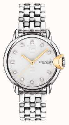Coach Arden roestvrijstalen armband voor dames 14503818