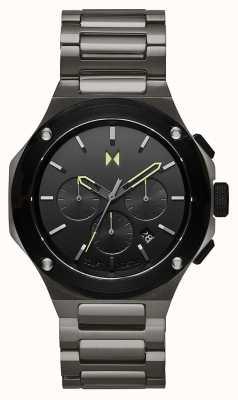 MVMT Raptor donkere ster roestvrijstalen armband 28000151-D